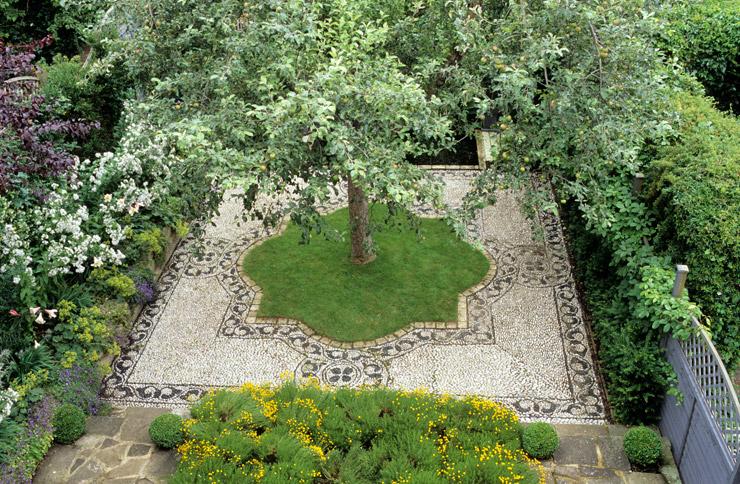 moorish garden lucy sommers gardens