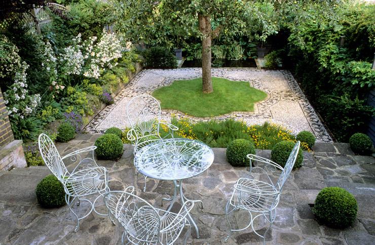 Moorish Garden 171 Lucy Sommers Gardens