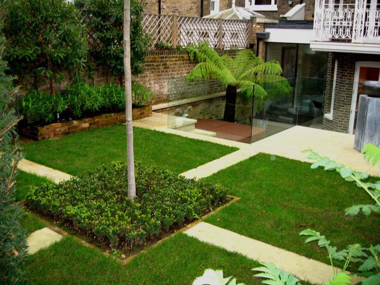Minimalist Garden Lucy Sommers Gardens